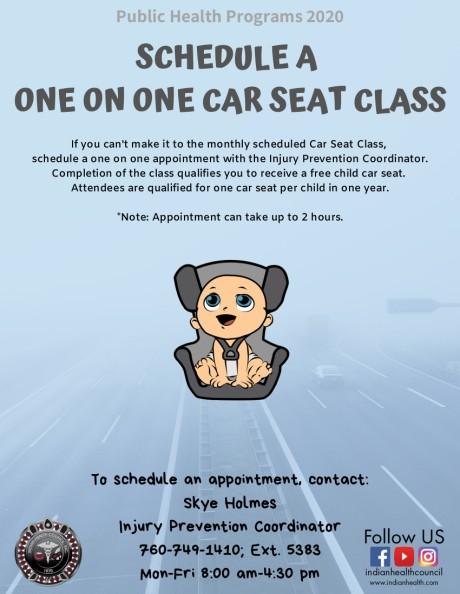 2020-Car Seat Class